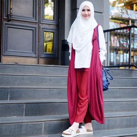 Jilbab Syari Keren Tak Perlu Ribet Lagi Untuk Til Syar I 13 Style Ini