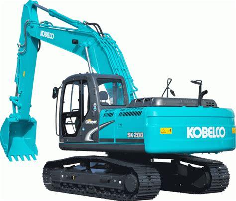 Alat Berat Kobelco Sk200 Cv Madinah Abadi Alat Berat Merek Kobelco Excavator Type