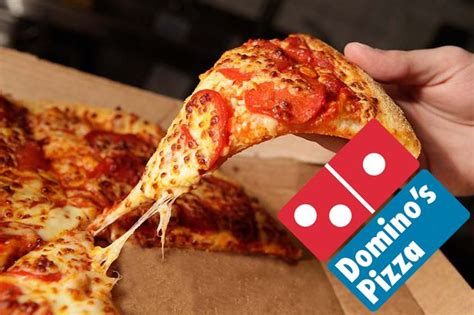 Domino S Pizza Giveaway - police are called in after domino s 100 pizza giveaway in england s fattest town