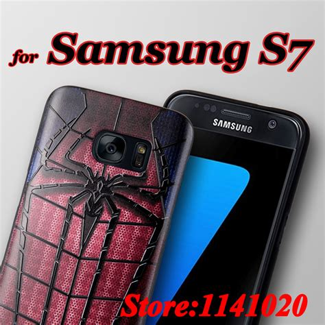 Casing Hp Samsung S6 Edge Plus Captain America Civil War 2 Custom high quality relief soft ᗑ silicon silicon coque for samsung galaxy ヾ ノ s8 s8 plus s7 s6