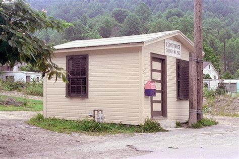 Logan Post Office by Chauncey Wv Post Office Logan County Photo By J