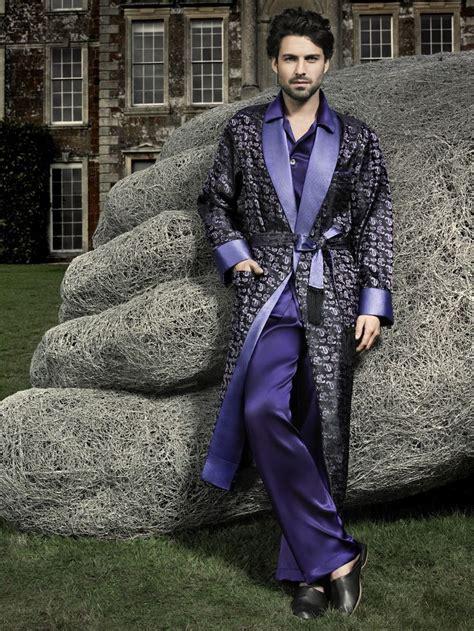 Piyama Satin Velvet Navy Flamingo 41 best images about s dressing robes jackets on