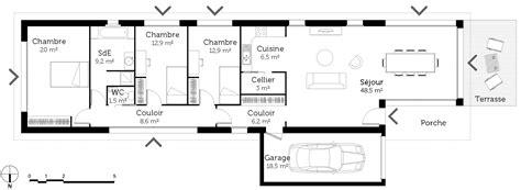 Idée Plan Maison En Longueur 489 id 233 e plan maison en longueur ide plan maison en longueur