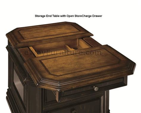 laptop table with storage laptop storage end table