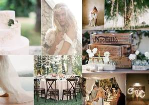 Small Backyard Wedding Reception by Gypsy Boho Wedding Inspiration