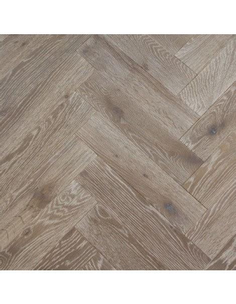 Hazy Hardwood Floors by Herringbone Silver Wood Flooring