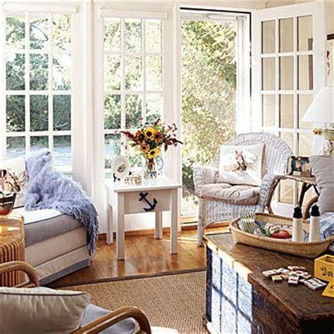 wicker furniture coastal style living decor design ideas