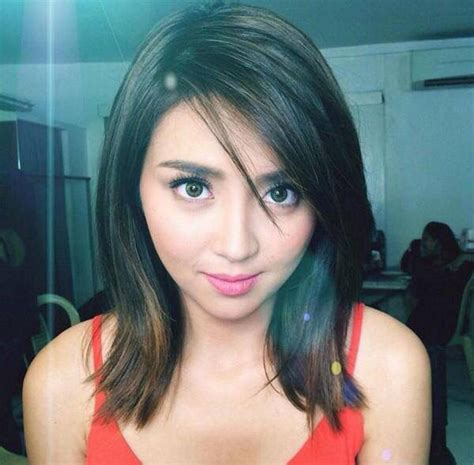 katrine bernardor hair color from kathryn bernardo s fan page credits go to http