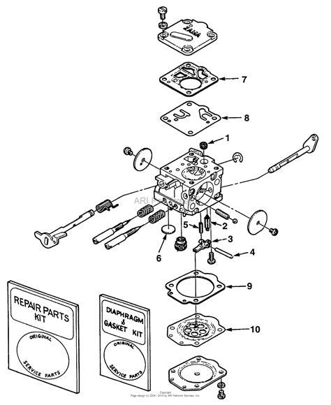 zama carburetor diagram homelite sxlao big chain saw ut 10739 parts diagram
