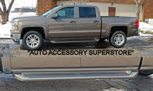 Running Boards For Chevrolet Silverado Don T Buy A New Chevy Silverado Without Running