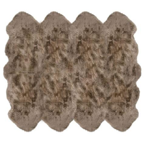 auskin rugs fibre by auskin sheepskin rug longwool octo pelt