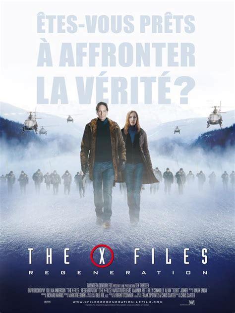 film seri x files x files r 233 g 233 n 233 ration film 2008 allocin 233