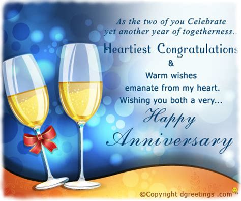 Wedding Anniversary Wishes For Employees by Anniversary Greeting Cards