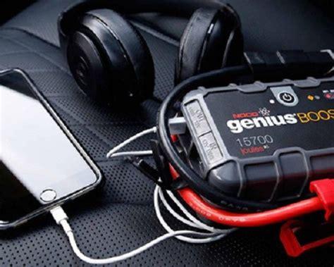 Motorrad Batterie Starthilfe Auto by Noco Genius Boost Gb70 Jump Starter Batterie Starthilfe