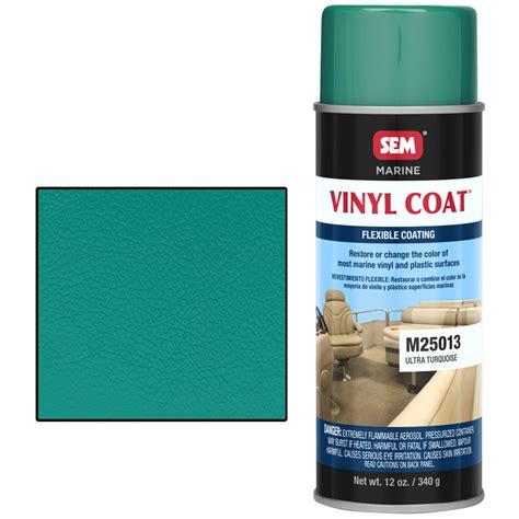 sem m25013 ultra turquoise marine vinyl paint