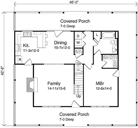 skylofts one bedroom loft 2 story suite standard country plan with loft 2286sl architectural designs