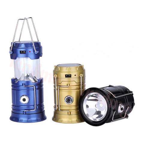 philips rechargeable emergency light solar panel senbei led solar emergency light lantern usb mobile