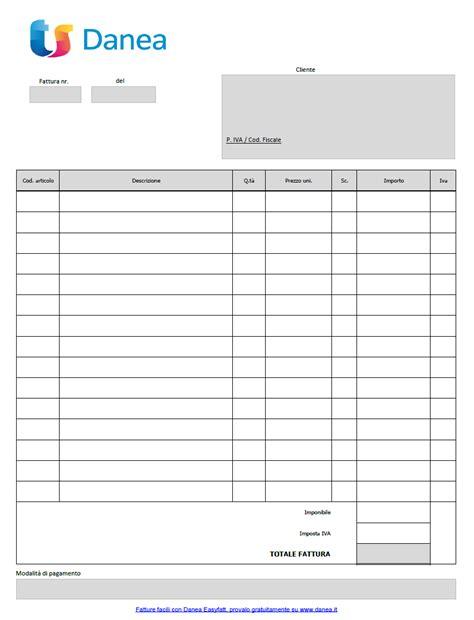 fattura carrozziere modello fattura scarica i modelli per excel word pdf