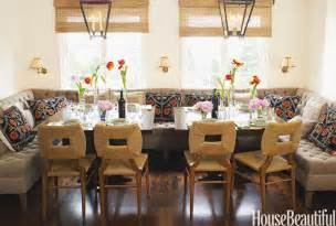 Dining Room Banquette Bench by Eat In Nook Kitchen Banquette Ideas Megan Morris