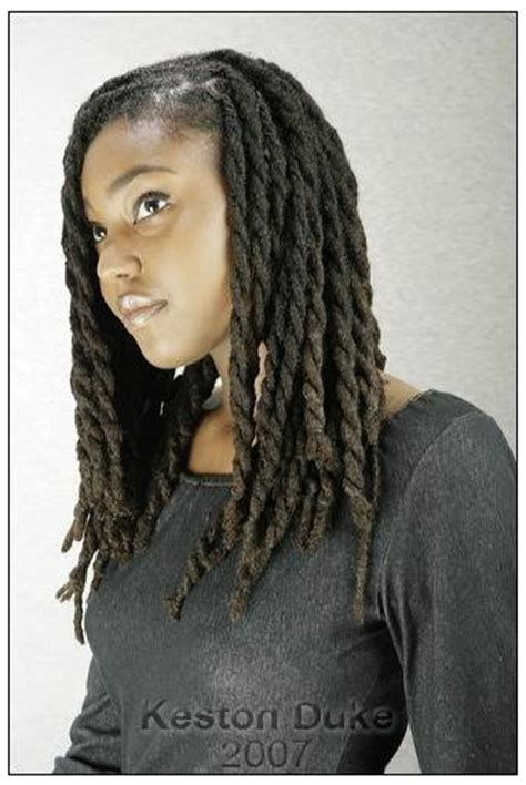 dreadlocks twist hairstyles twist dreadlocks