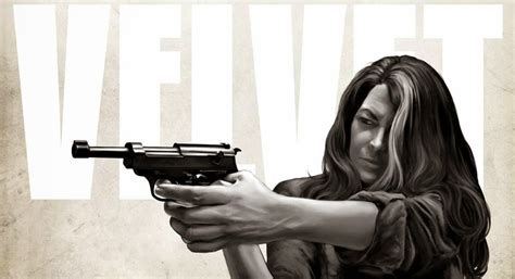 velvet deluxe hardcover brubaker epting s velvet collected in hardcover this february forces of geek