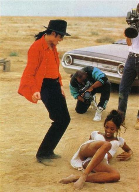 Keep It In The Closet Lyrics by Michael Jackson And Cbell Rehearsing 1991