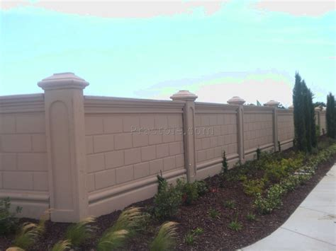 unique wall fence designs ideas with walls and fences as