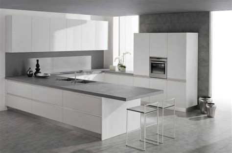 white kitchens grey bench tops explore your kitchen space with these 14 ideas of grey and