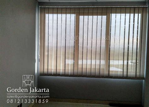 Bahan Solar vertical blind bahan solar screen blinds jakarta