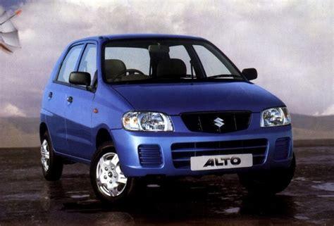 Maruti Suzuki Small Car Top 5 Small Cars In India By Maruti Suzuki Auto