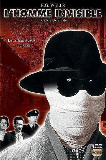 l homme invisible s 233 rie 1958 senscritique