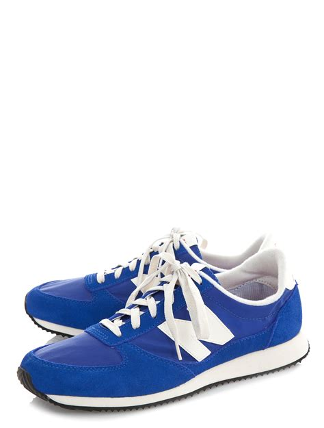 classic new balance sneakers new balance m390 classic running sneakers in blue for