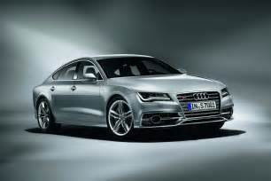 Audi S7 Sportback 2012 Audi S7 Sportback With 420hp Bi Turbo V8