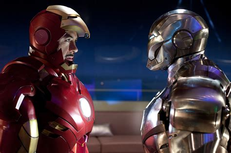 iron man 2 iron man 2 theater standee and 2 new character posters