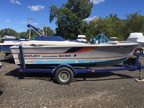 18 ft century boats for sale - Century Thoroughbred Boats