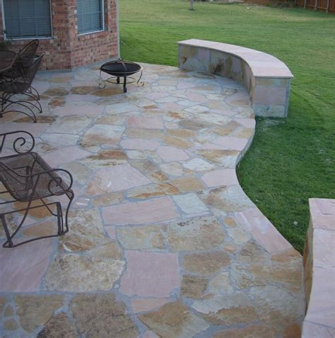 Best Patio Flooring by Fabricated Stones Best Choice For Outdoor