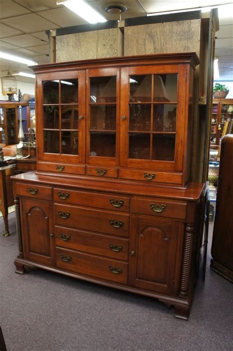 vintage cherry wood china cabinet antique cherry china cabinet antique furniture