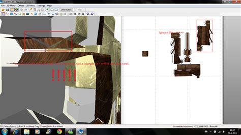 papercraft ak 47 papercraft lifesized ripped from the