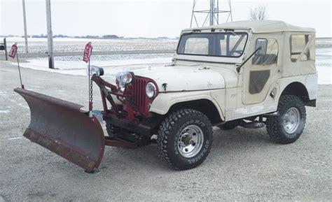 1961 Willys Jeep Parts 1961 Willys Jeep Cj5