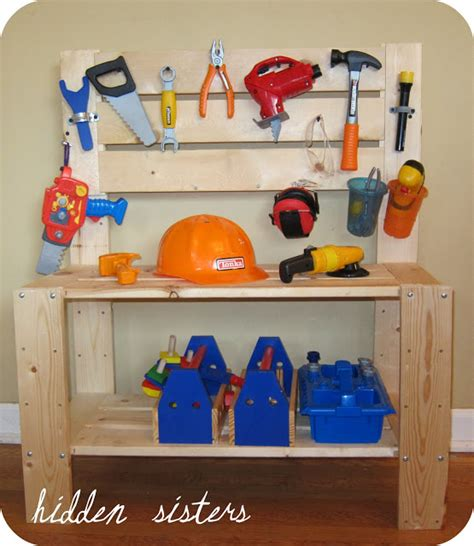 savvy housekeeping 187 child diy gift idea a fun and frugal savvy housekeeping 187 build a toy workbench for a lucky kid