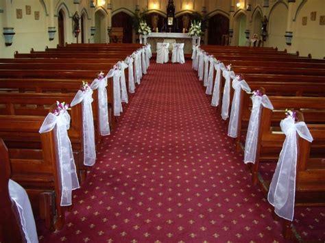 cheap church wedding decorations inspirational church
