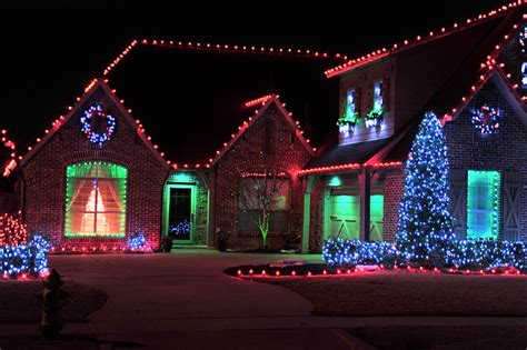 company to hang christmas lights business is lighting up for companies that hang lights tulsa s 24 hour news weather