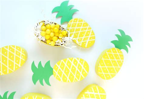 pineapple diys    summer