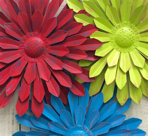 large metal garden flowers large metal garden flowers metal garden flowers