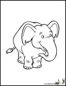 صور حيوانات للتلوين للأطفال 2017 رسومات  sketch template