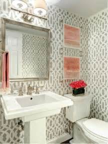 small powder room wallpaper ideas wallpaper powder room ideas pictures remodel and decor