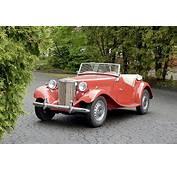 1952 MG TD ROADSTER  196760
