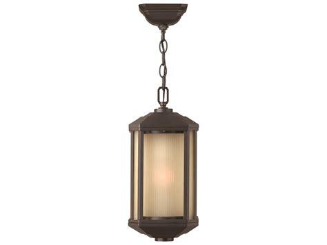 Hinkley Lighting Castelle Bronze Led Outdoor Pendant Light Outdoor Led Pendant Lighting