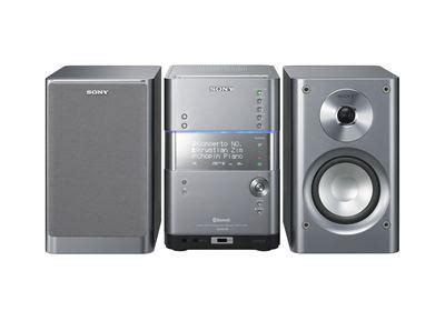 Speaker Bluetooth Forsta sony lanserar v 228 rldens f 246 rsta musikanl 228 ggning med