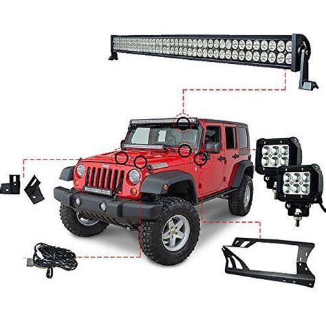 jeep wrangler top light bar 17 best ideas about jeep wrangler light bar on pinterest